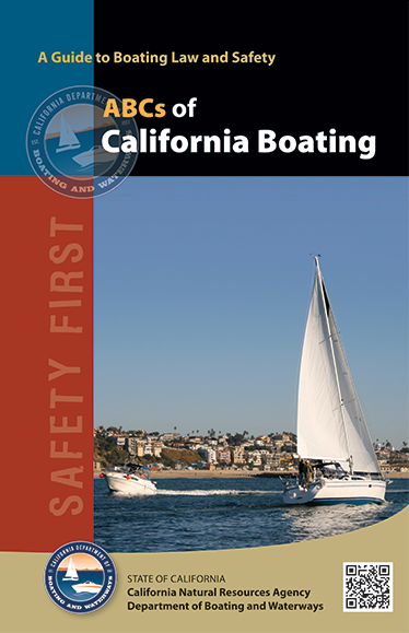 ABC's of CA Boating Manual