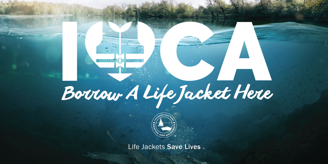 Life Jacket Loaner program banner image