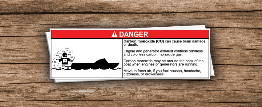 Danger: Carbon Monoxide Kills
